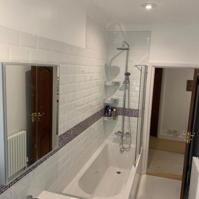 New bathroom & shower installations North London